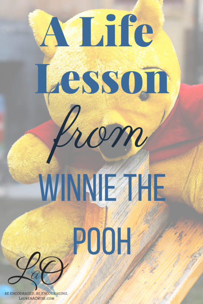 Title photo of Winnie the Pooh